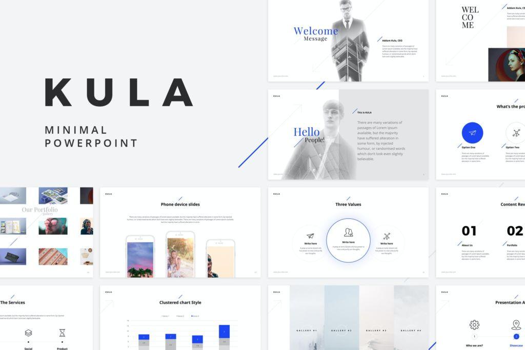 KULA Powerpoint Template
