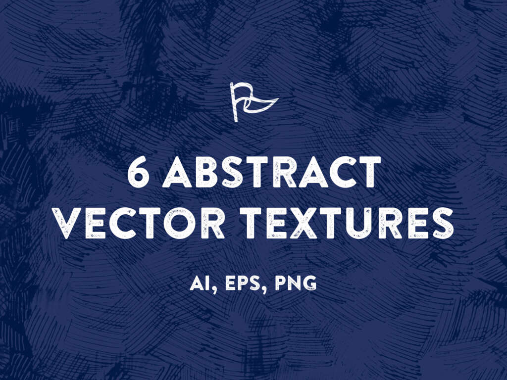 6 ABSTRACT VECTOR TEXTURES
