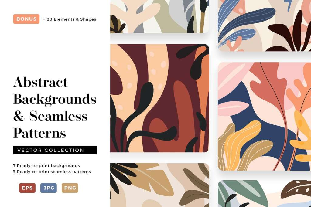 Abstract Backgrounds & Patterns