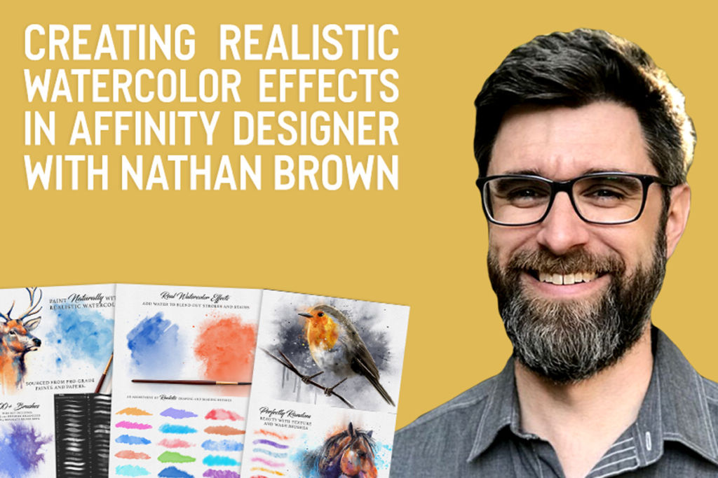 Creating Realistic Watercolor Effects in Affinity Designer