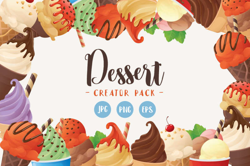 Dessert Creator Pack