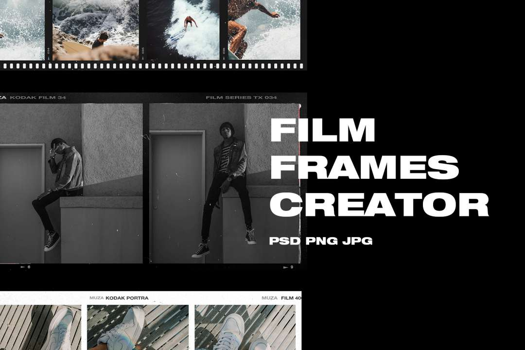 FILM FRAMES CREATOR