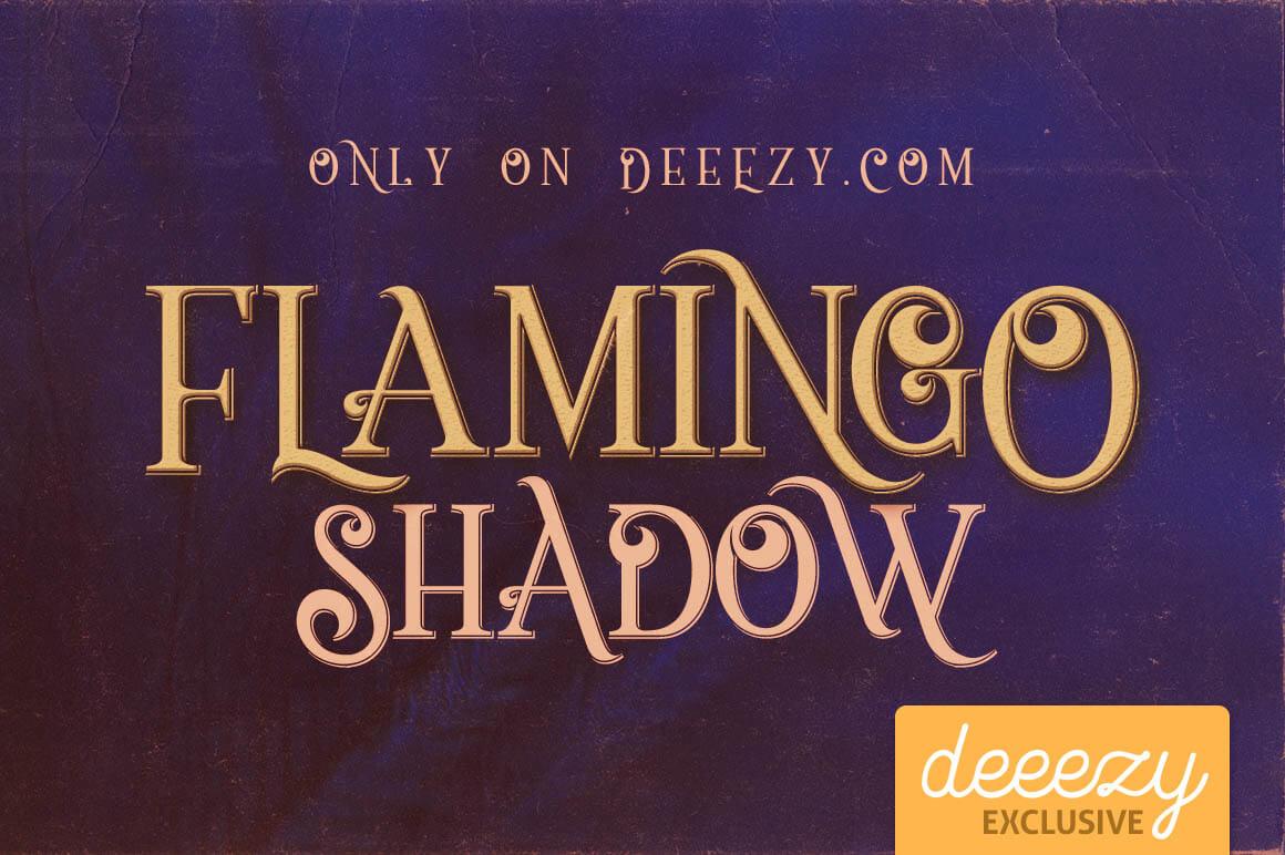 FlamingoShaddow1