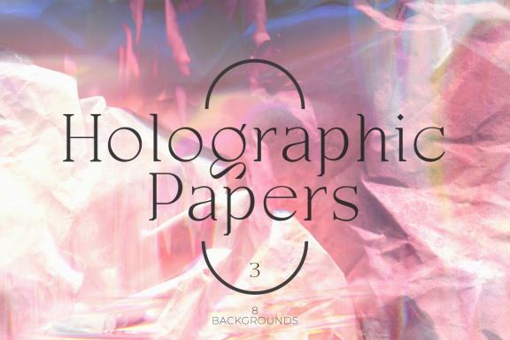 Free Holographic Papers Vol.3