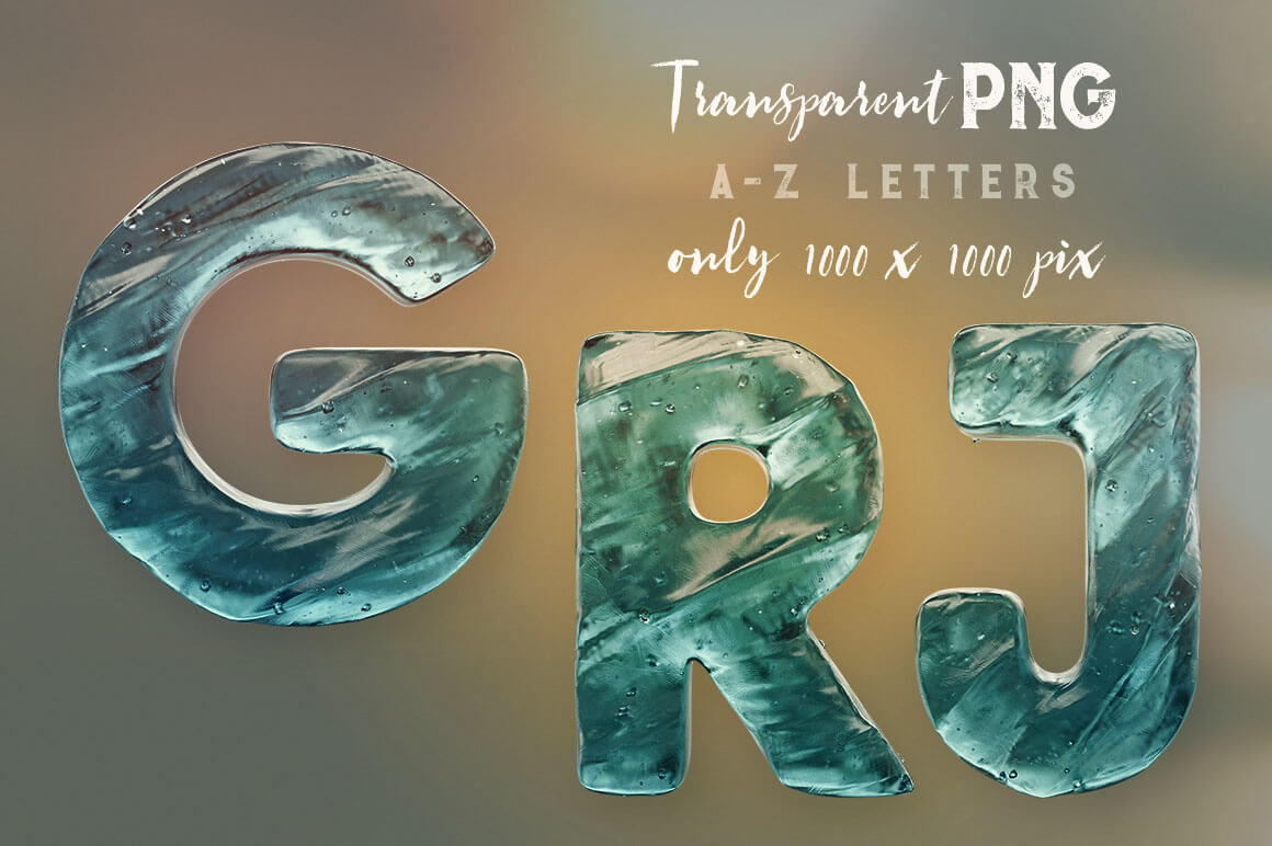 Ice Age Free 3D Lettering