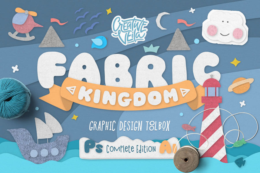 FABRIC KINGDOM COMPLETE EDITION