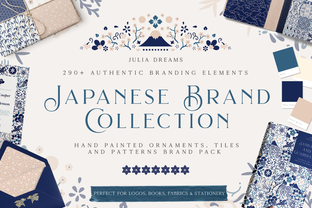 Japanese Brand Collection