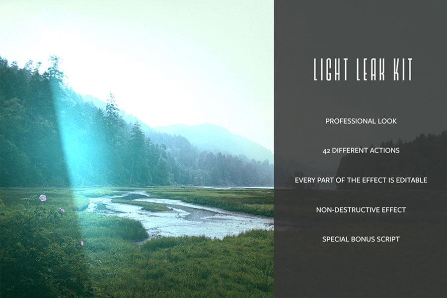 LIGHT EFFECTS LEAK KIT