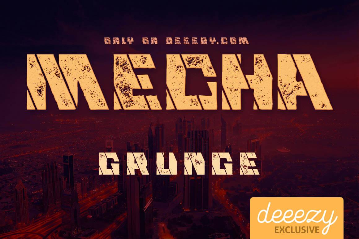 MechaGrungeDeeezy1