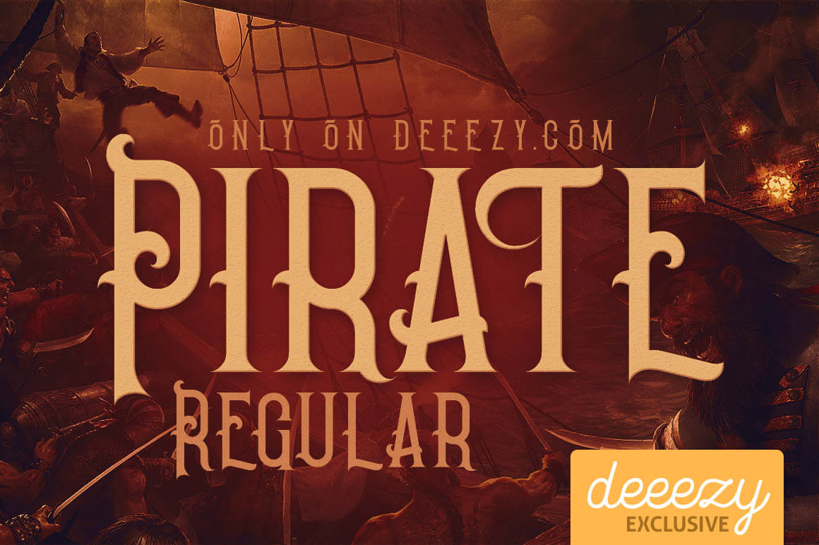 PirateRegularDeeezy1