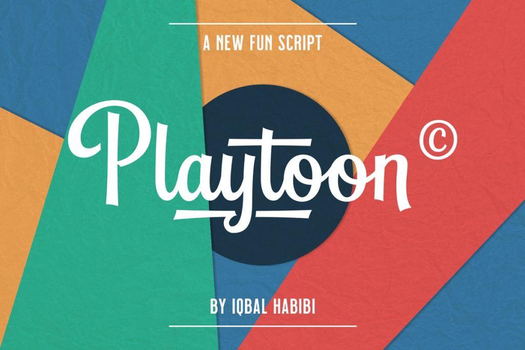 Playtoon - Script
