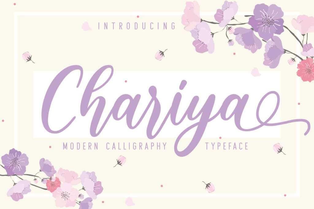 Chariya