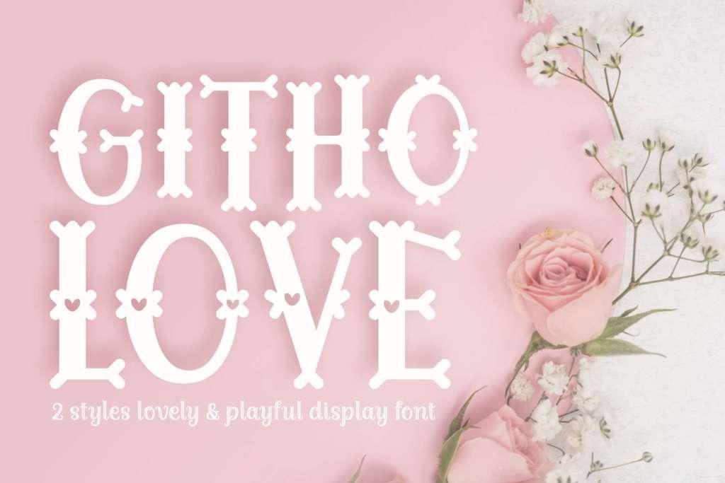 Githo Love