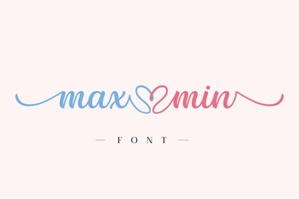 Max Min