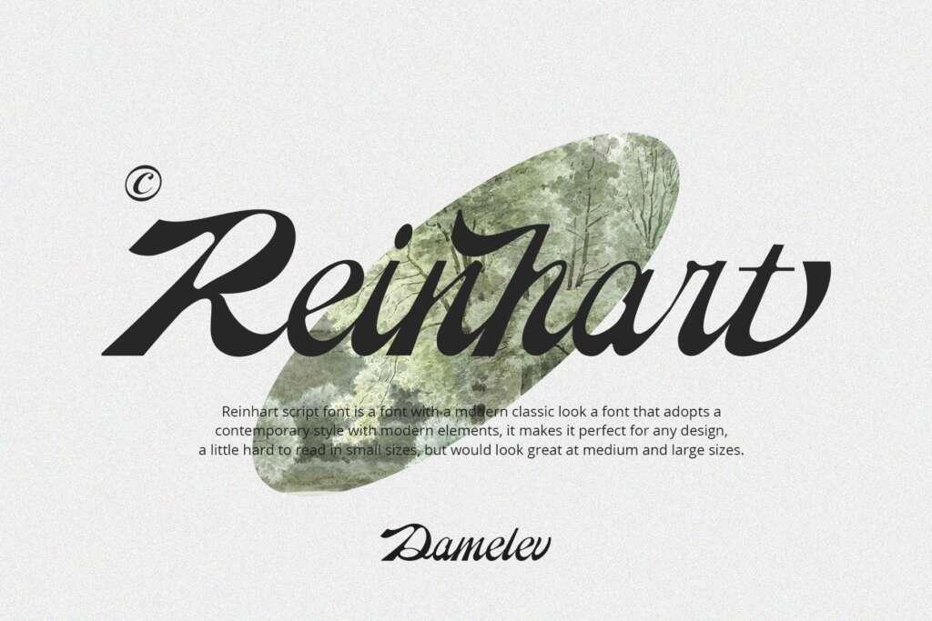 Reinhart Script