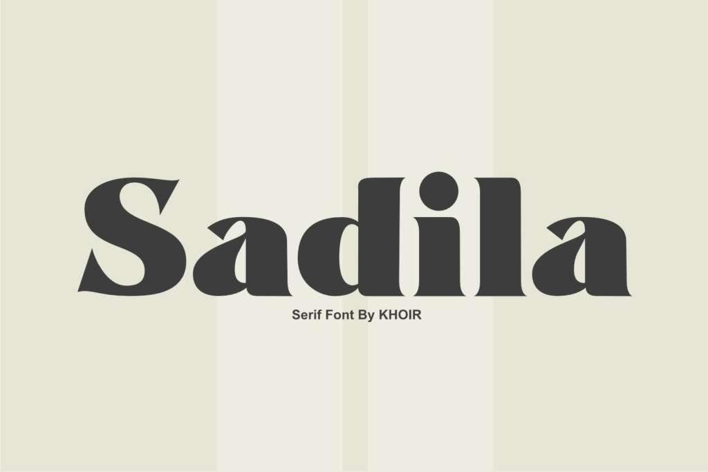 Sadila