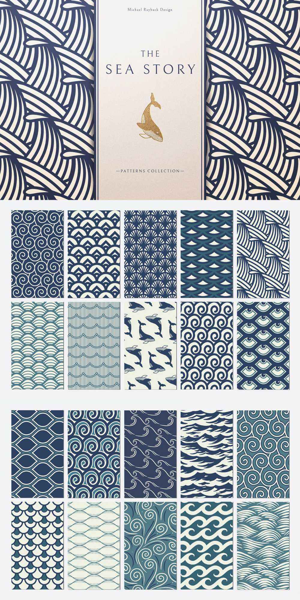 Sea Story Patterns