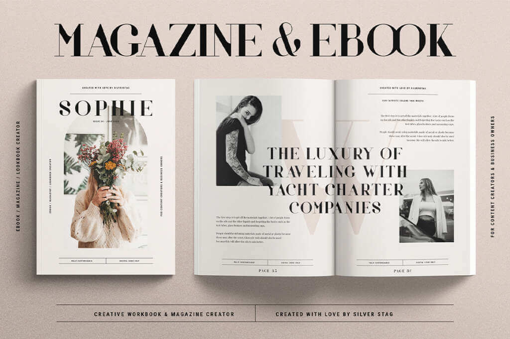 Sophie – eBook & Magazine Creator