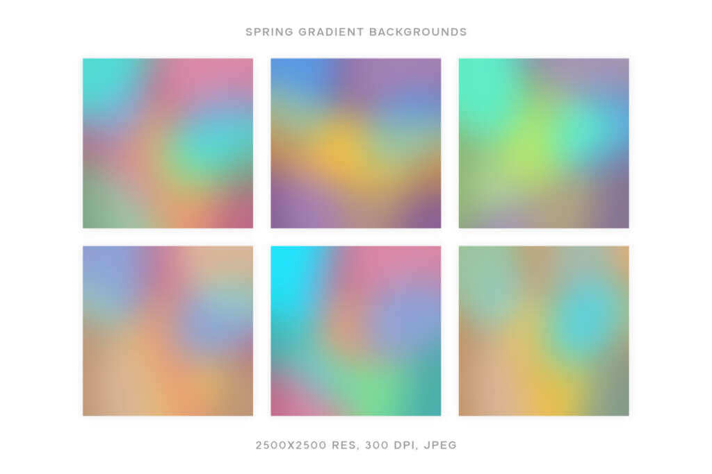 Spring Gradient
