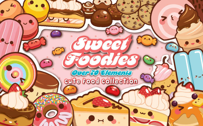 Sweet Foodies