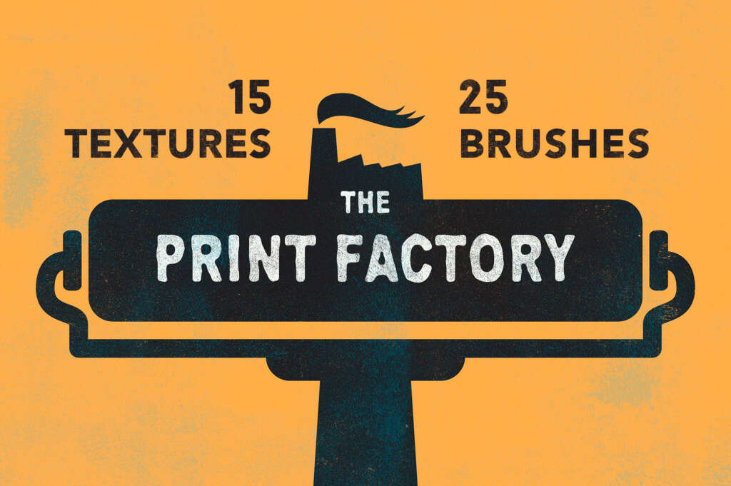 THE PRINT FACTORY FREE TEXTURES