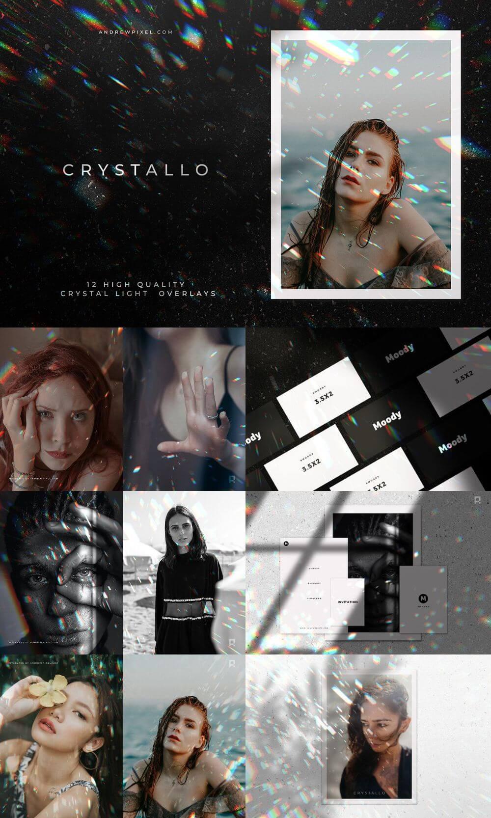 Crystallo – Crystal Light Overlays