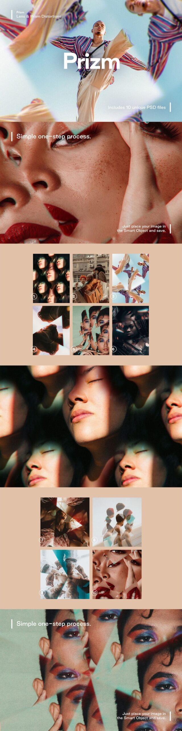 Prizm – Lens & Prism Distortions