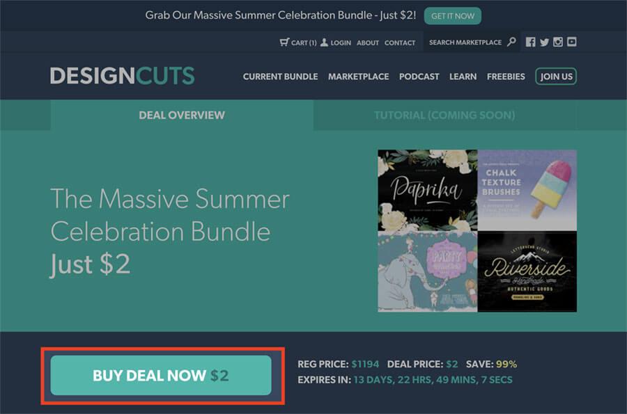 The Massive Summer Celebration Bundle