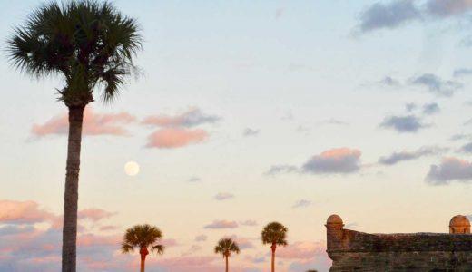 2018年12月フロリダ旅行記【ケネディ宇宙センター・歴史の町St.Augustine】