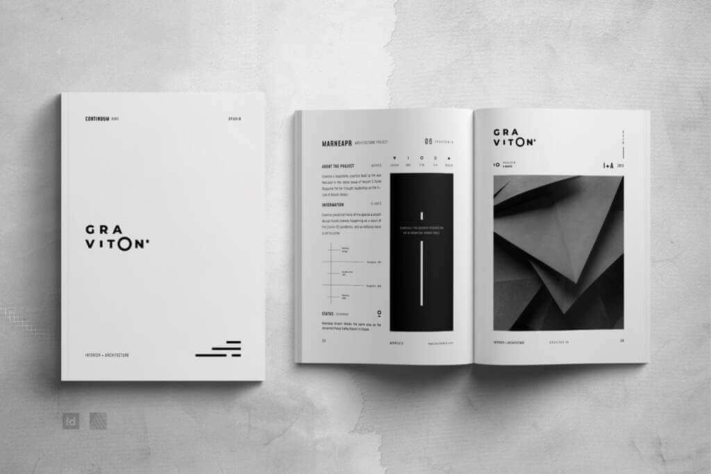 Graviton — Architecture Portfolio
