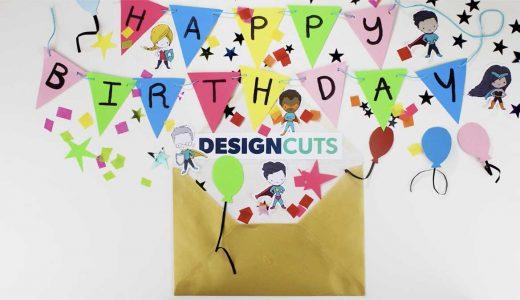 【期間終了】フォント・テンプレートが5ドル&日本語書体集も!Design Cuts(デザインカッツ)5周年
