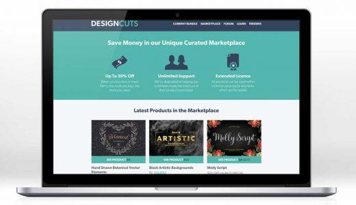 Design Cuts(デザインカッツ)英語サイト完全ガイド【無料素材からマーケットプレイスまで見逃せない】