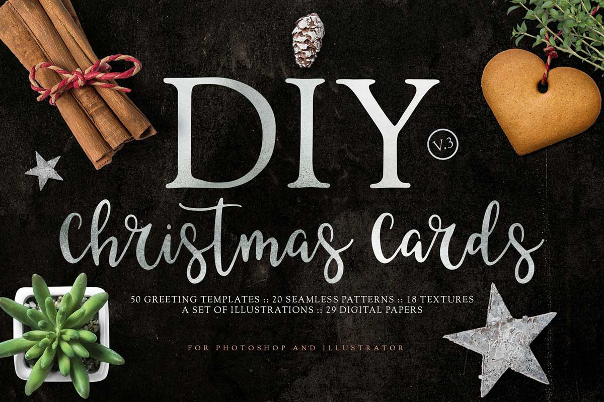DIY Christmas Cards v3