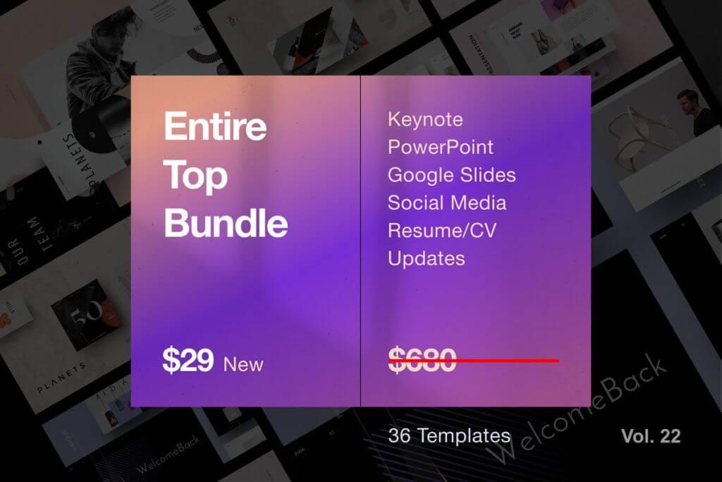 Huge discount | Entire Top Bundle 22