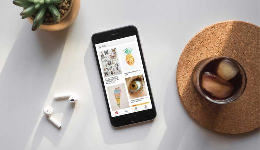 Pinterest新機能!? ギャラリーで最大5枚の画像を1つのピンでスワイプ表示