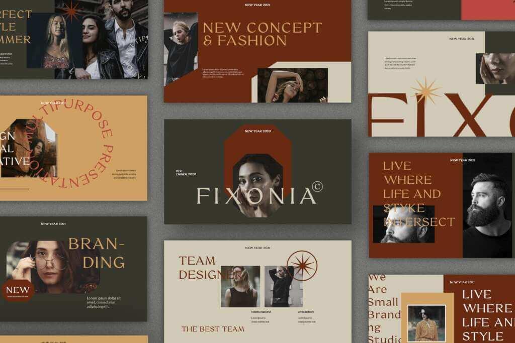 Fixonia Powerpoint