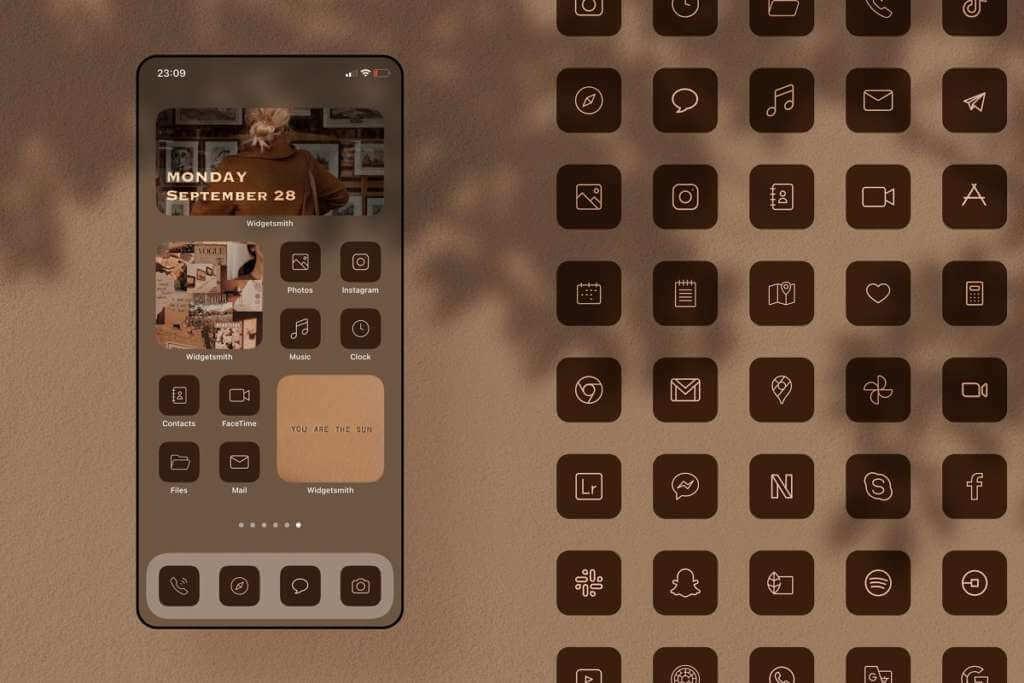 Grace - iOS 14 App Icons