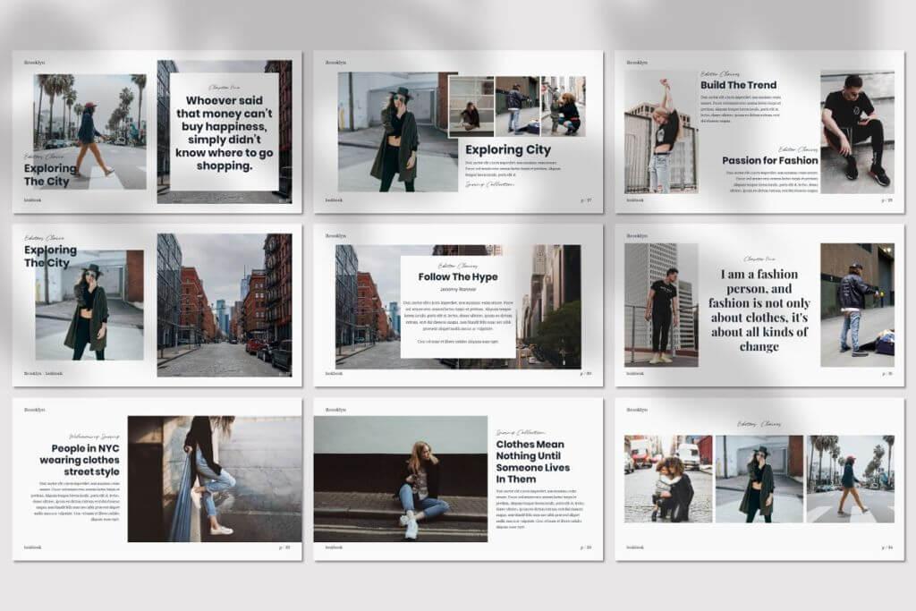 Brooklyn - Powerpoint Template