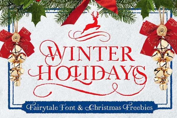 social-share-freebie-winter-holidays-vintage-voyage-designco