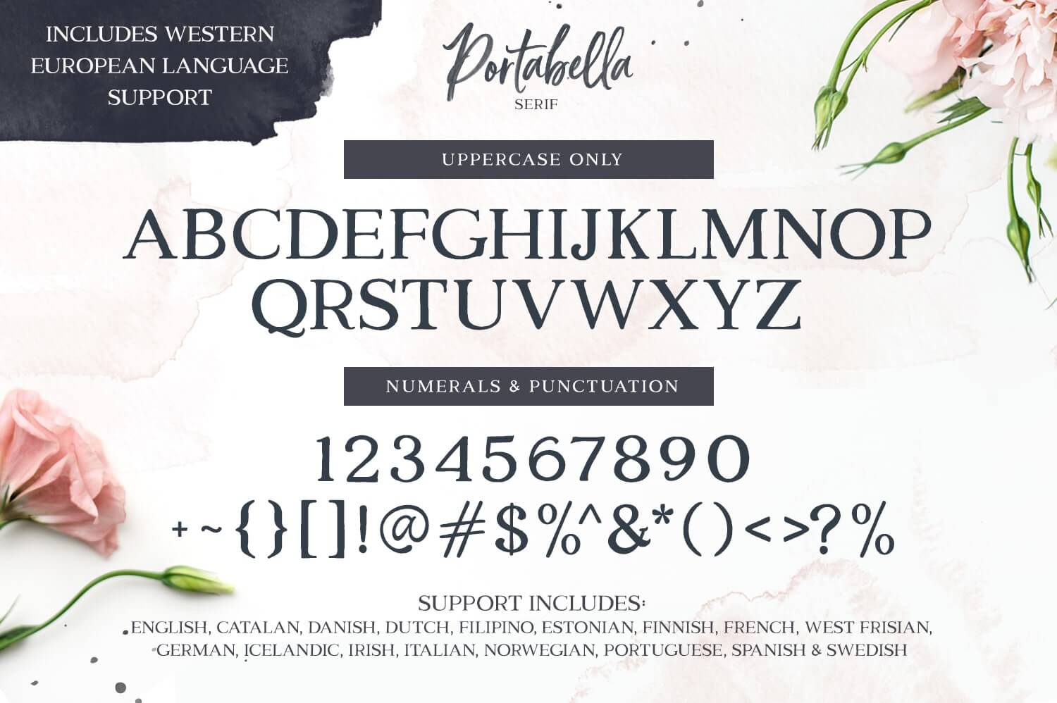 PORTABELLA FONT COLLECTION
