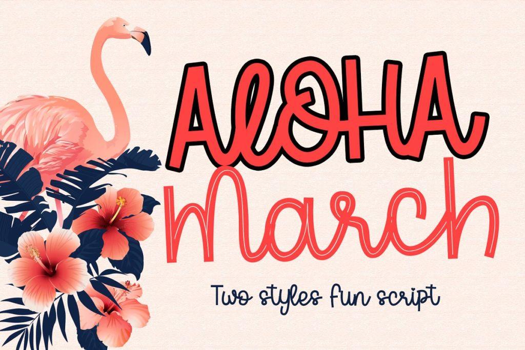 Aloha March