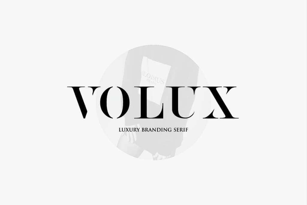 VOLUX - Luxury Branding